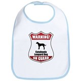 Catahoula On Guard Bib