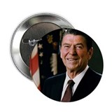 "President Reagan 2.25"" Button"