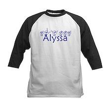 Alyssa -bl Tee
