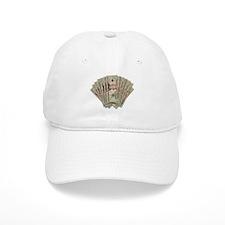 Dollar Bill Spread Baseball Cap