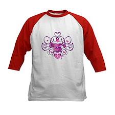 Purple / Pink - Daddys Girl Tee