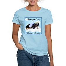 Aussie Therapy Dog T-Shirt
