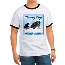 Aussie Therapy Dog T