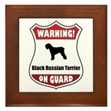 BRT On Guard Framed Tile