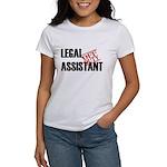Off Duty Legal Assistant Women's T-Shirt