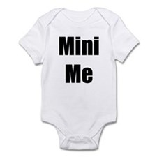 Cool Me/Mini Me Matching Infant Bodysuit