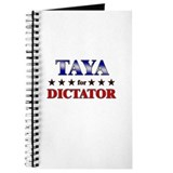 TAYA for dictator Journal