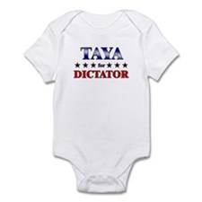 TAYA for dictator Infant Bodysuit