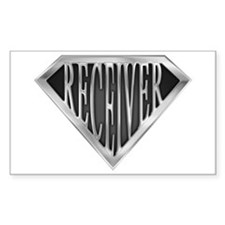 SuperReceiver(metal) Rectangle Decal