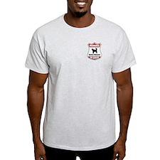 Malamute On Guard T-Shirt