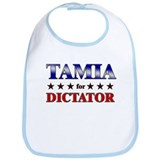 TAMIA for dictator Bib