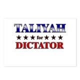 TALIYAH for dictator Postcards (Package of 8)