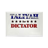 TALIYAH for dictator Rectangle Magnet