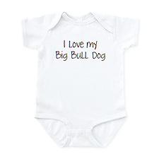 Bull Dog Infant Bodysuit