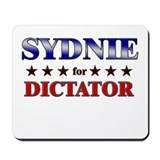 SYDNIE for dictator Mousepad
