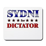 SYDNI for dictator Mousepad