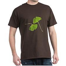 Ginkgo Biloba Leaves T-Shirt