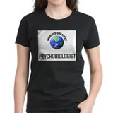 World's Greatest PSYCHOBIOLOGIST Tee