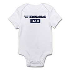 VETERINARIAN Dad Infant Bodysuit