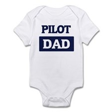 PILOT Dad Infant Bodysuit