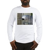 Helaine's African Gray Long Sleeve T-Shirt