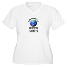 World's Greatest PROCESS ENGINEER T-Shirt