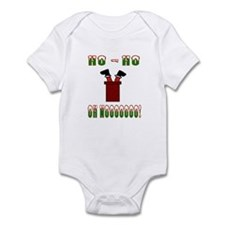 Ho-Ho-Oh NOOOOO! Infant Bodysuit