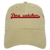 Dog catcher (sporty red) Cap