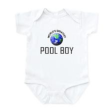 World's Greatest POOL BOY Infant Bodysuit