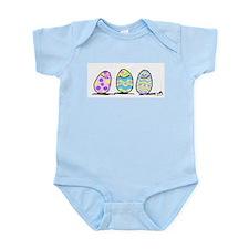 Easter Eggs Infant Creeper