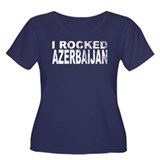 I Rocked Azerbaijan Women's Plus Size Scoop Neck D