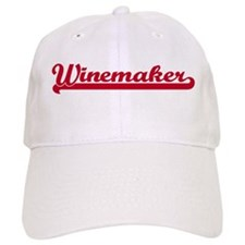 Winemaker (sporty red) Baseball Cap