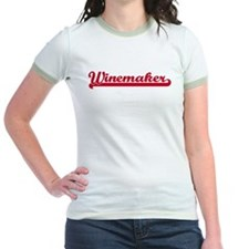 Winemaker (sporty red) T