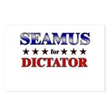 SEAMUS for dictator Postcards (Package of 8)