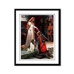 Accolade / Eng Springer Framed Panel Print