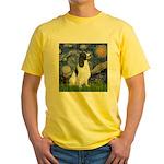 Starry / Eng Springer Yellow T-Shirt
