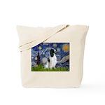 Starry / Eng Springer Tote Bag