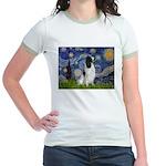 Starry / Eng Springer Jr. Ringer T-Shirt
