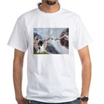 Creation / Eng Springer White T-Shirt