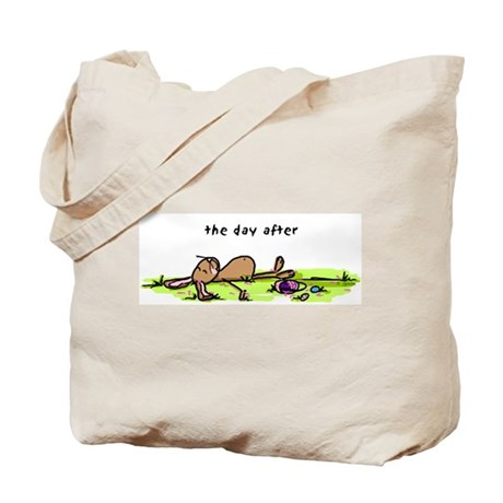 The Day After Easter Tote Bag