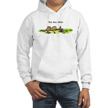 The Day After Easter Hooded Sweatshirt