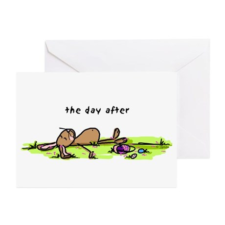 The Day After Easter Greeting Cards (Pk of 10)