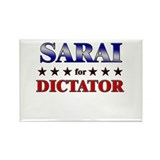 SARAI for dictator Rectangle Magnet