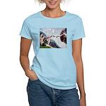 Creation / French Bull Women's Light T-Shirt
