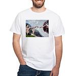 Creation / French Bull White T-Shirt
