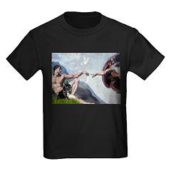 Creation / French Bull Kids Dark T-Shirt