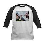 Creation / French Bull Kids Baseball Jersey