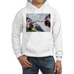 Creation / French Bull Hooded Sweatshirt