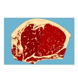 Meat Postcards (Package of 8)