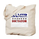 SAMIR for dictator Tote Bag